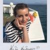 Μαρία Κιτσου. Πιο λαμπερή και δροσερή από ποτέ. #agriesmelisses