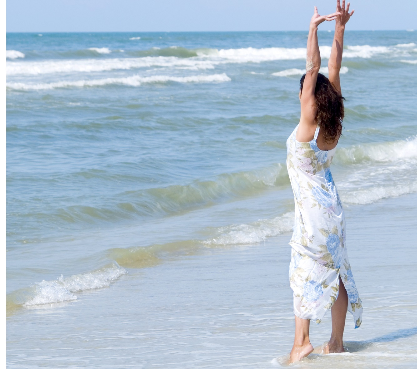 Μελέτες δείχνουν ότι όταν ζείτε κοντά στην θάλασσα βελτιώνεται η ψυχική σας υγεία.