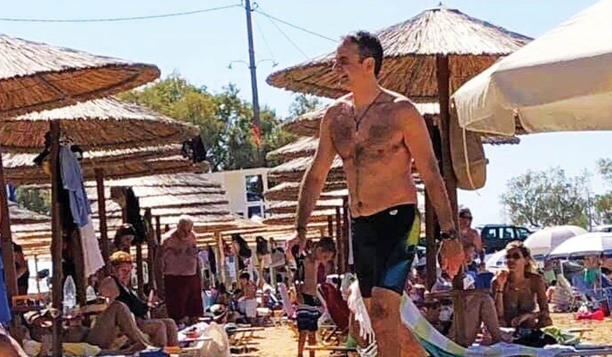 Εκτακτο: Στην Τήνο επειγόντως για διακοπές ο Μητσοτάκης – Τον τσακισε η κούραση από το διάγγελμα (Βίντεο)