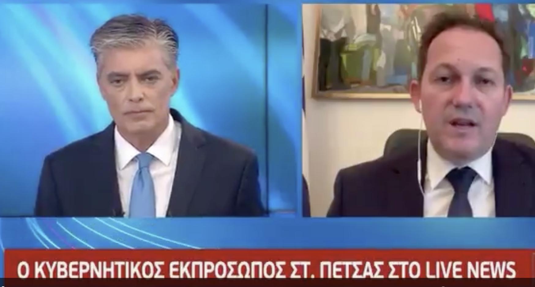 Στέλιος Πετσας: Τον τσακισε τον πρόεδρο του Εδεσσαϊκου (Βίντεο)