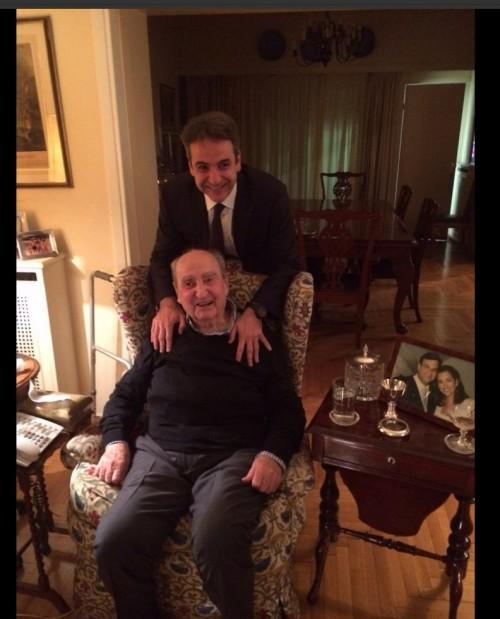 Κύριε Μητσοτακη σε 13 μόλις χρόνια θα είστε κι εσείς 65 ετών – Λίγος σεβασμός στις μεγαλύτερες ηλικίες δεν βλάπτει