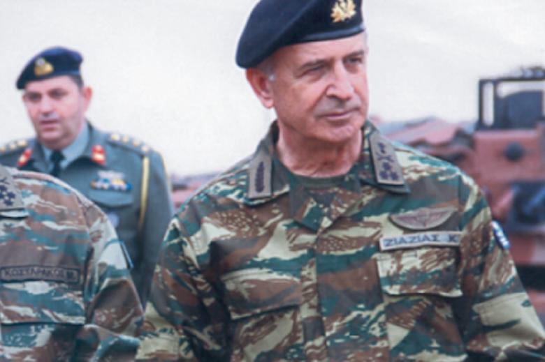 Απασφάλισε ο Στρατηγός Ζιάζιας κατά Μητσοτάκη (Βίντεο)