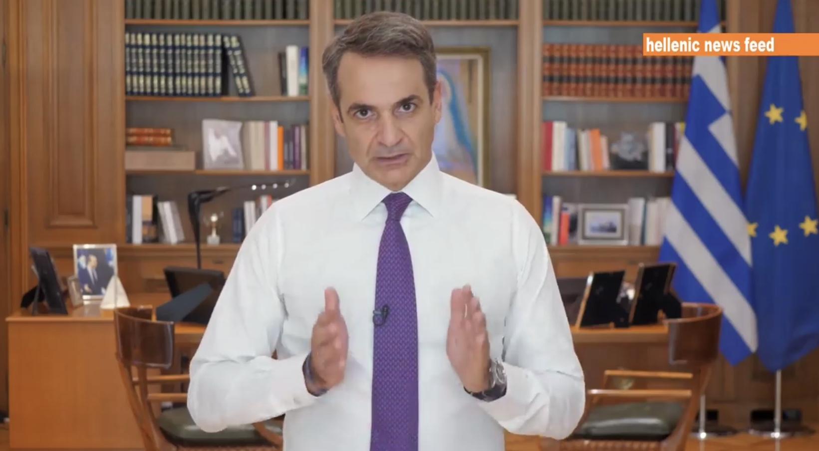 Παράδειγμα προς μίμηση ο πρωθυπουργός – Εξηγεί πως παίρνει δύσκολες αποφάσεις γρήγορα (Βίντεο)