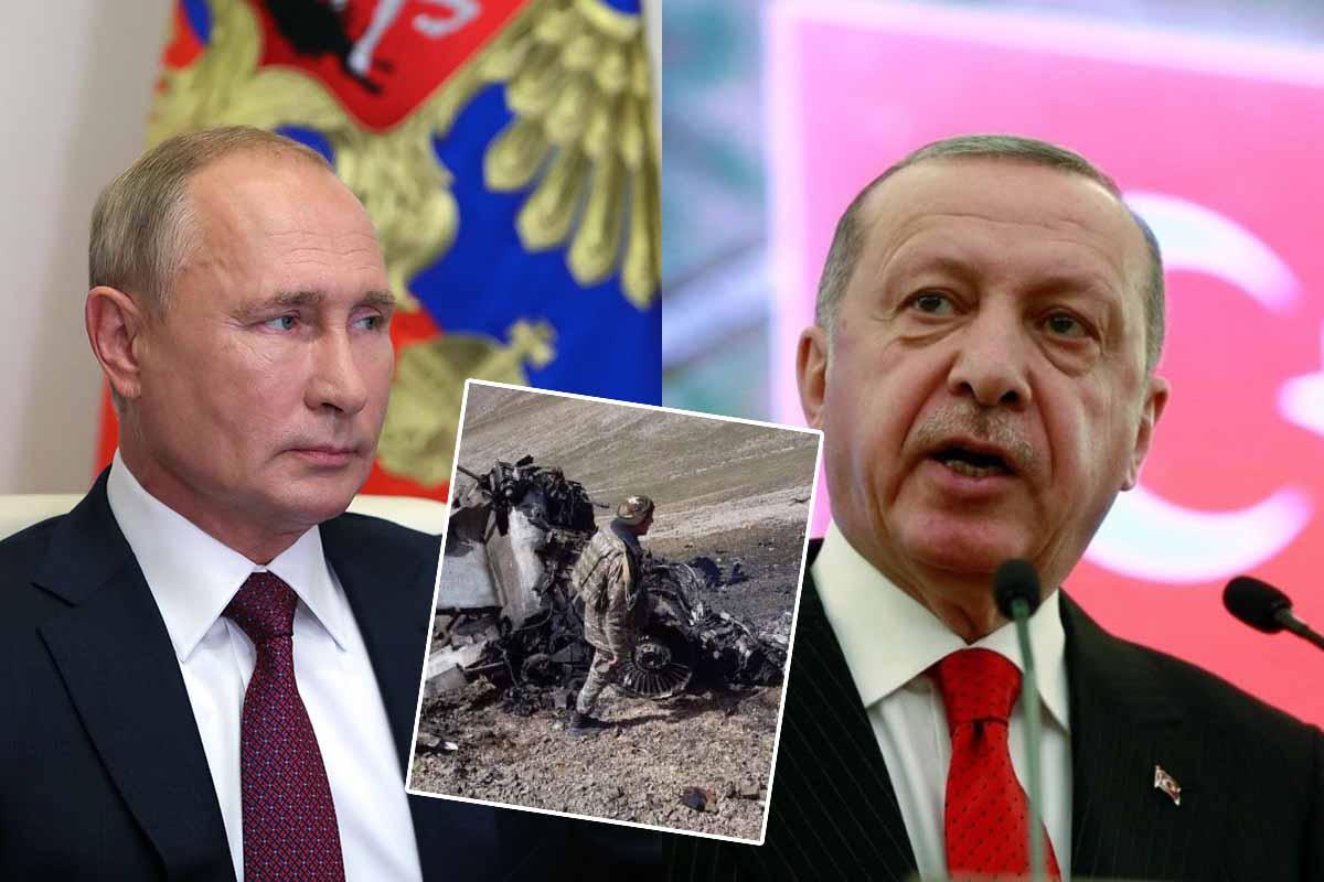 Τώρα: Ο Πούτιν απαιτεί την στήριξη της Δύσης απέναντι στην Τουρκία αλλιώς…
