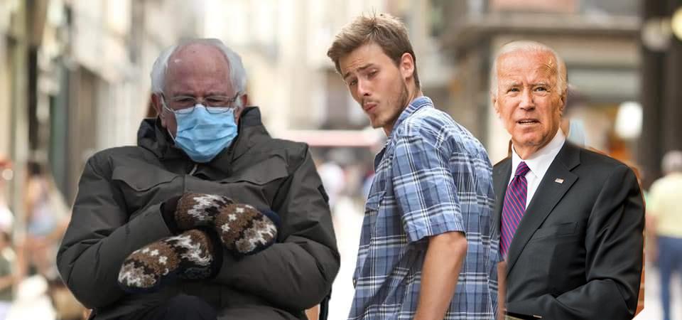 Μπέρνι Σαντερς: Οι καλύτερες αστείες εικόνες από την παρουσία του στην ορκωμοσία του Μπάιντεν