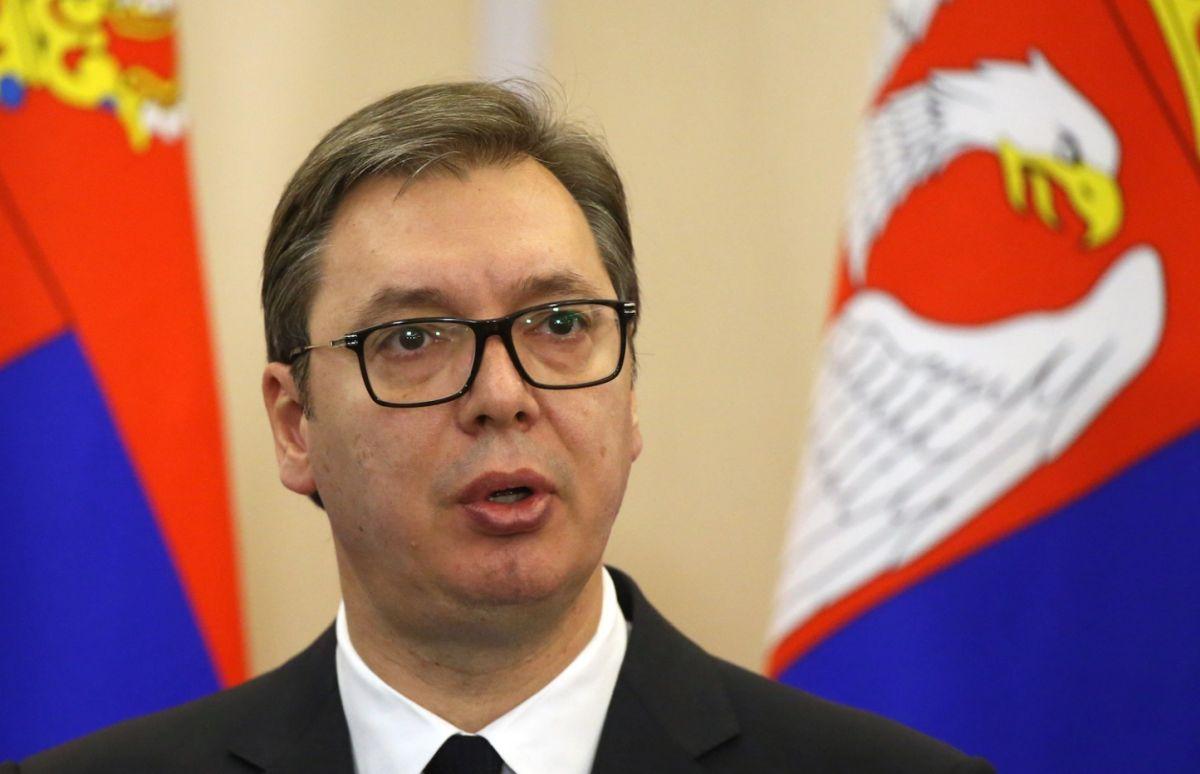 Ο απόλυτος διασυρμός του Μητσοτακη από τον Σέρβο πρόεδρο: Επαίσχυντη η ιδέα του πιστοποιητικού εμβολιασμού