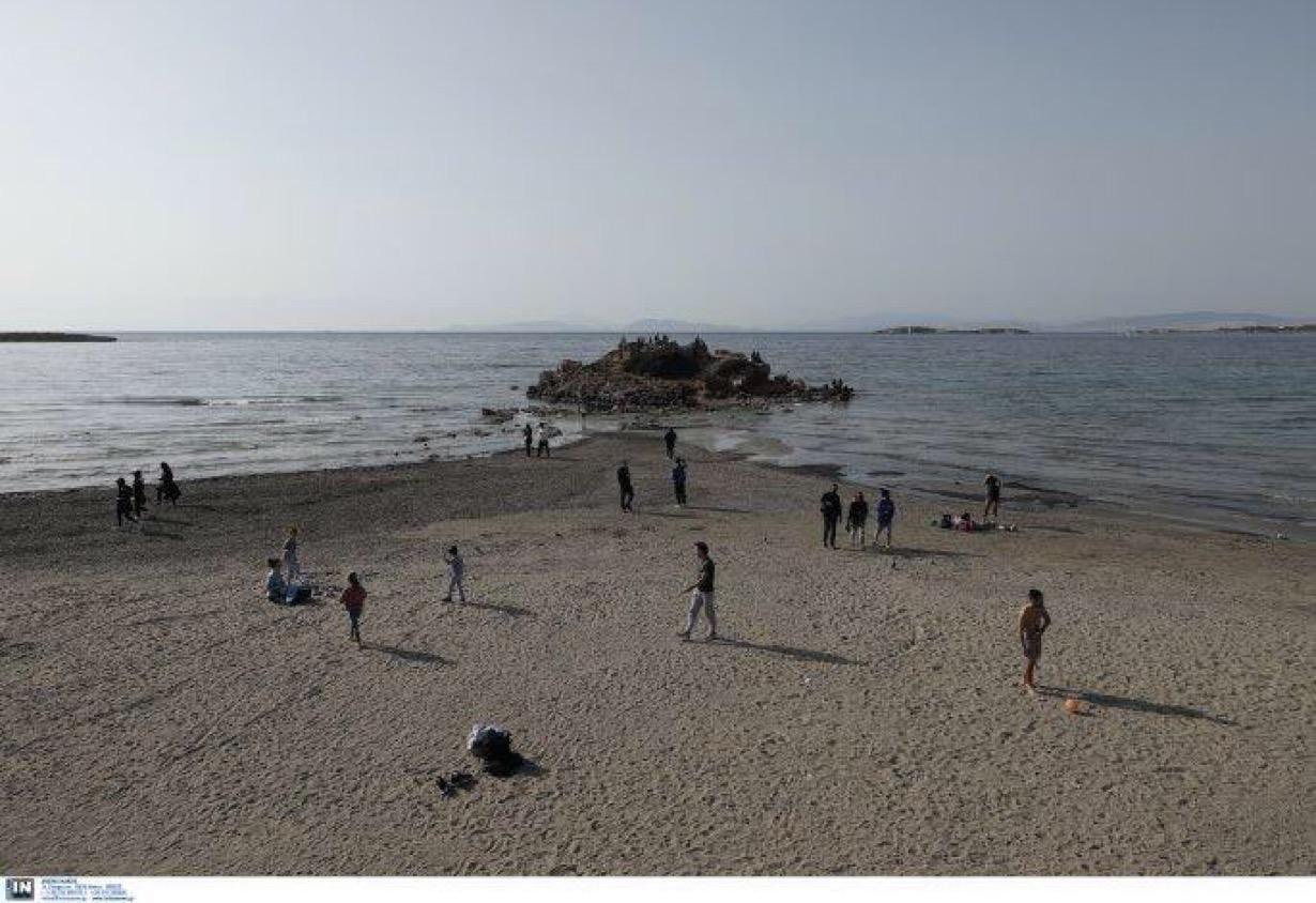 Τρόμος σε όλη την Ελλάδα από την υποχώρηση της στάθμης της θάλασσας