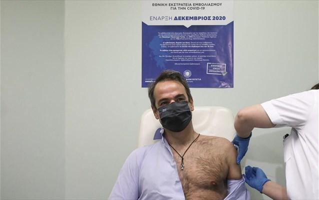 Εμβολιαμος: Το πήρε πάνω του ο Μητσοτάκης και πατωσαμε – Έντονη ανησυχία για τα χαμηλά ποσοστά εμβολιασμού