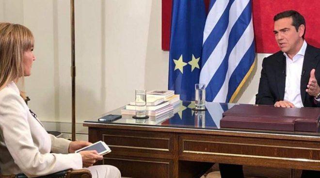Όλη η συνεντευξη του Αλέξη Τσιπρα στο Star: Ο κ. Μητσοτάκης δεν κάνει ούτε για διαχειριστής πολυκατοικίας @atsipras