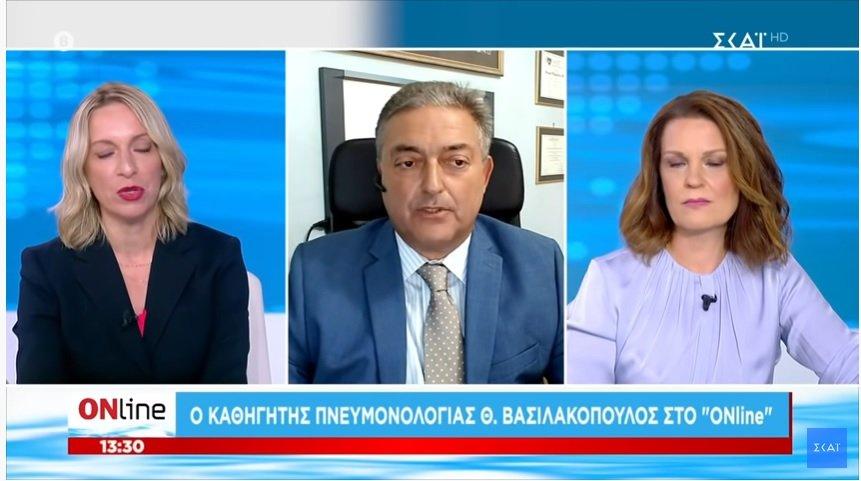 Βασιλακόπουλος: Το Ισραήλ συμφώνησε με την Pfizer για πείραμα στον πληθυσμό με το εμβόλιο!