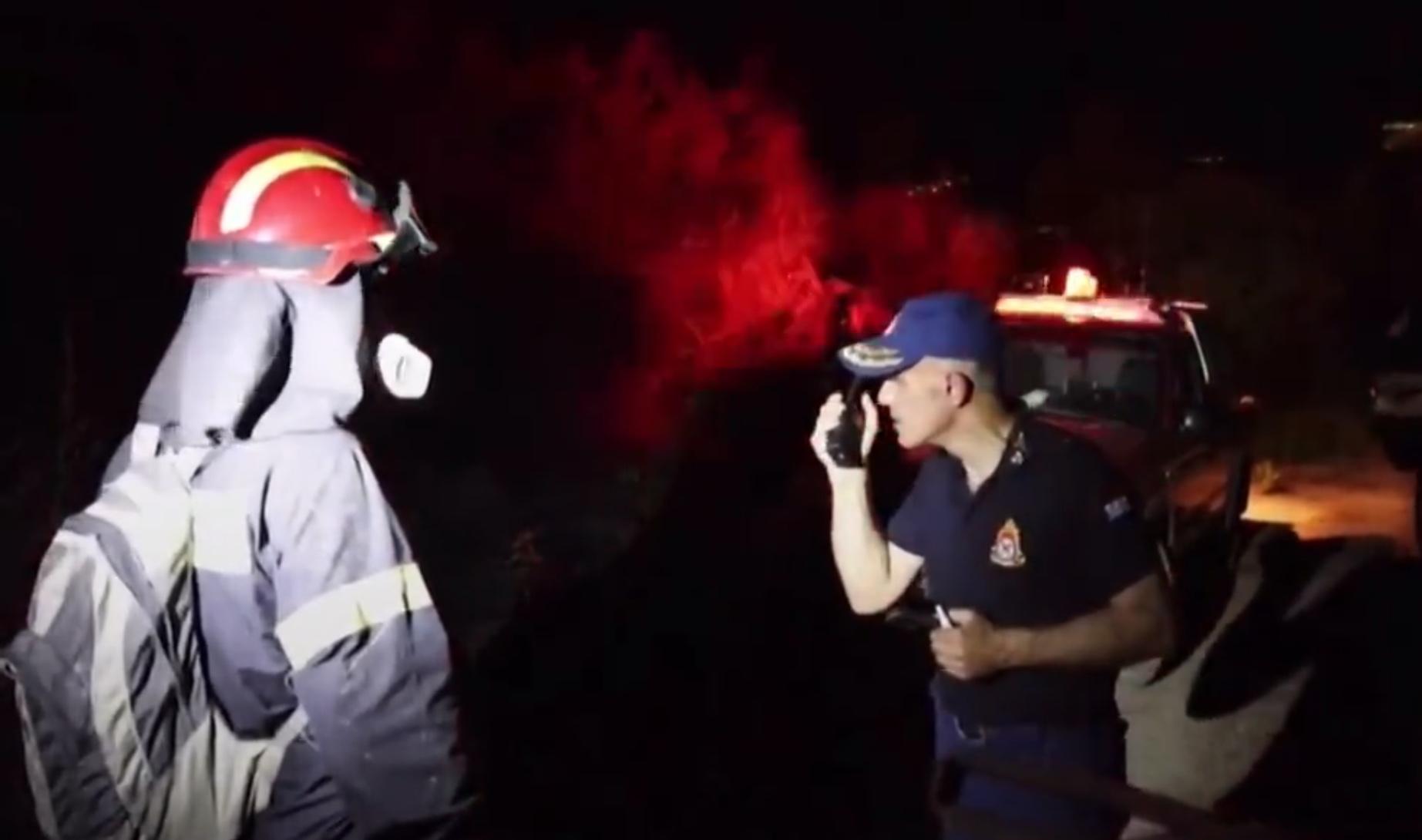 Ρόδος – Πυροσβέστης σε απόγνωση στο αρχηγείο: Ένα όχημα θέλω φωνάζω εδώ και τρεις ώρες
