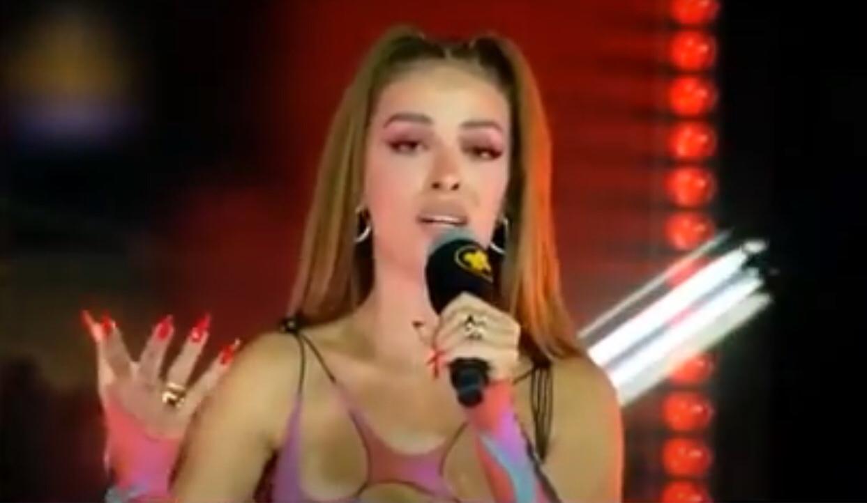 Κατερρευσε η Φουρέιρα στην πρώτη συναυλία της μετά τον θάνατο του Mad Clip μιλώντας για αυτόν: Μου λείπεις πολύ, μας ακούς;