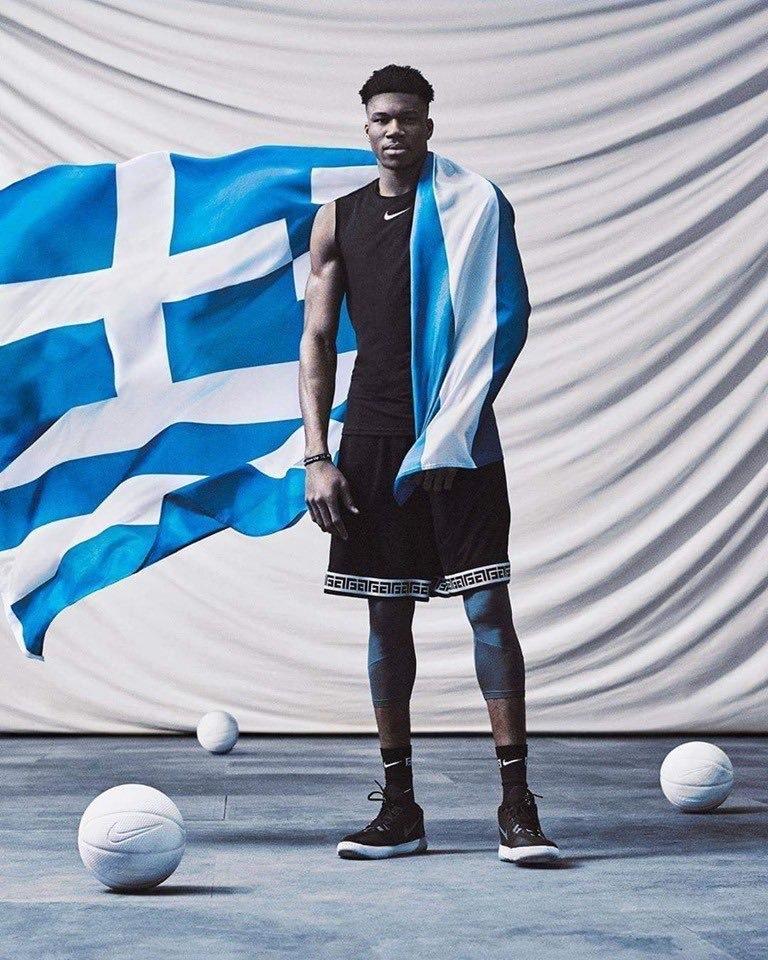Συγκίνησε όλη την Ελλάδα ο Αντετοκούνμπο με οσα ειπε για τον πατέρα του