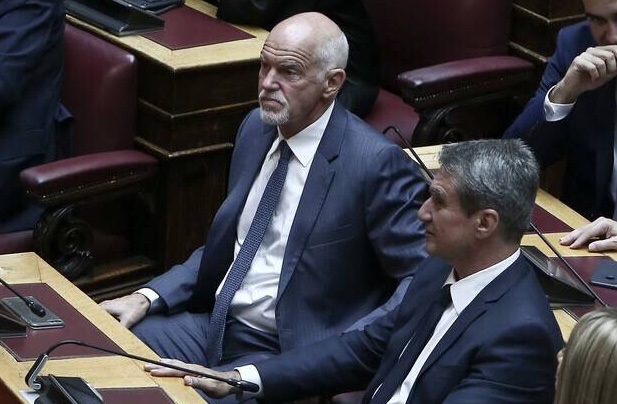 Διαγράφει απο υποψήφιο αρχηγό τον Παπανδρέου, ο Λοβερδος: Να εγγυηθεί την ενότητα – Άλλος ρόλος δεν υπάρχει